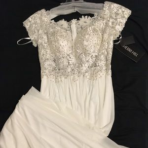 Brand new Sherri Hill size 6 gown, never been worn